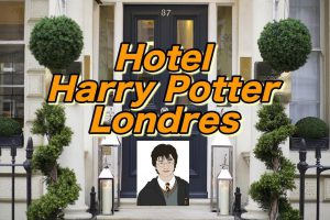 El mágico Hotel de Harry Potter en Londres – The Georgian House ⚡