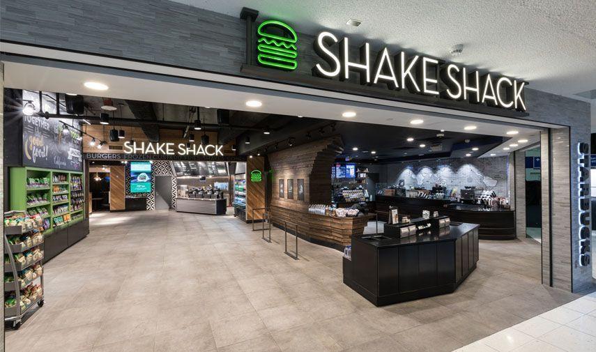 five guys shake shack