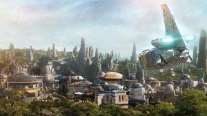 Nuevo parque de Disney Star Wars    Galaxy's Edge