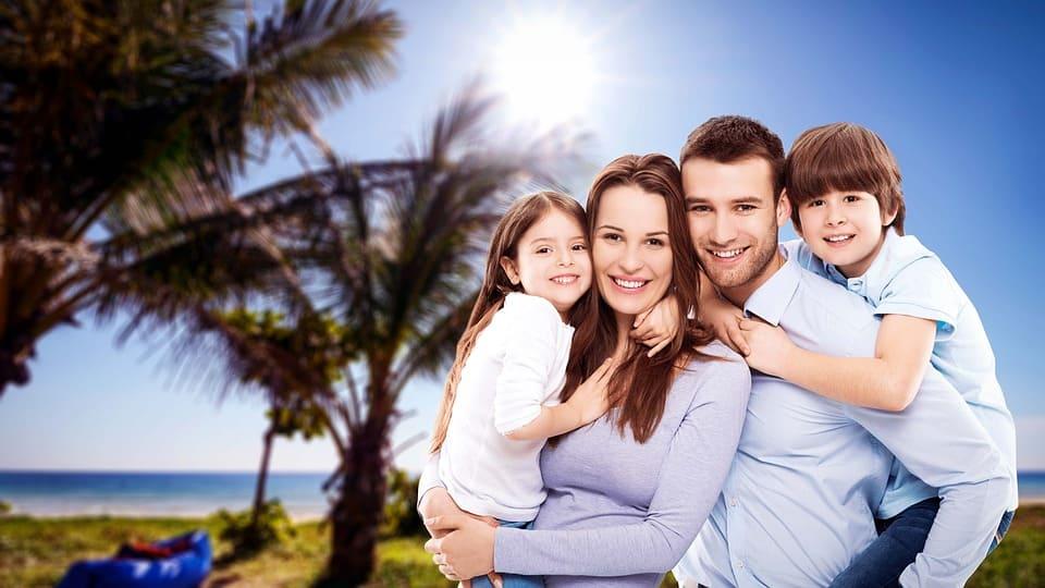 viajar en familia por España
