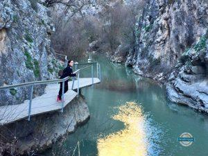 Ruta del Gollizno: una de las mejores rutas en Granada de senderismo
