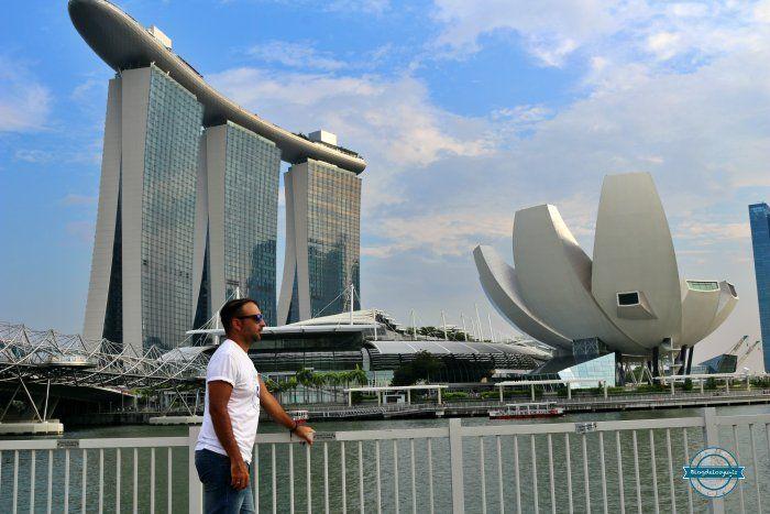 donde alojarse en Singapur