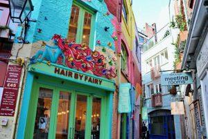 Las 7 calles más bonitas de Londres que a todo el mundo enamoran