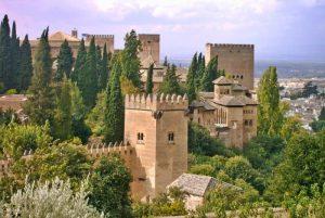¿Cuáles son las torres de la Alhambra? – comprar juego de estrategia