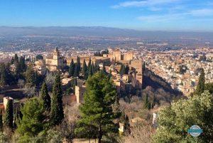 Los 10 miradores en Granada que tienen mejores vistas – Blogdelosyuyis