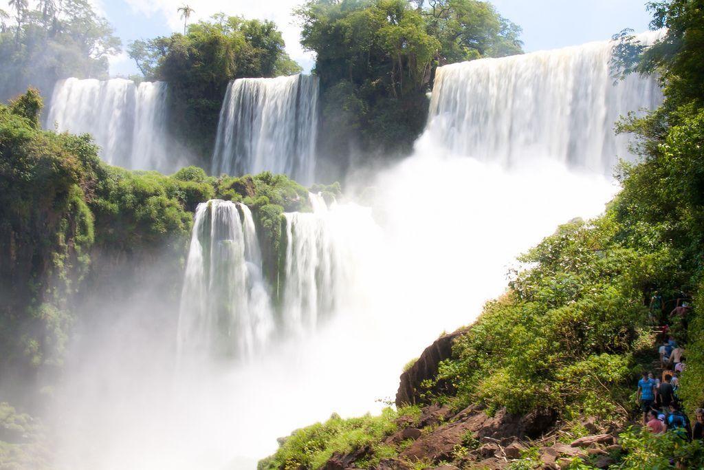 Descubriendo una de las 7 maravillas: Cataratas del Iguazú