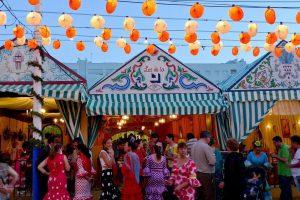 Mes de Mayo, mes de Feria de Granada