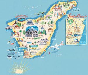 ¿Cómo moverse por Tenerife en coche?