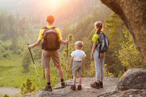 Las mejores escapadas en familia por la montaña