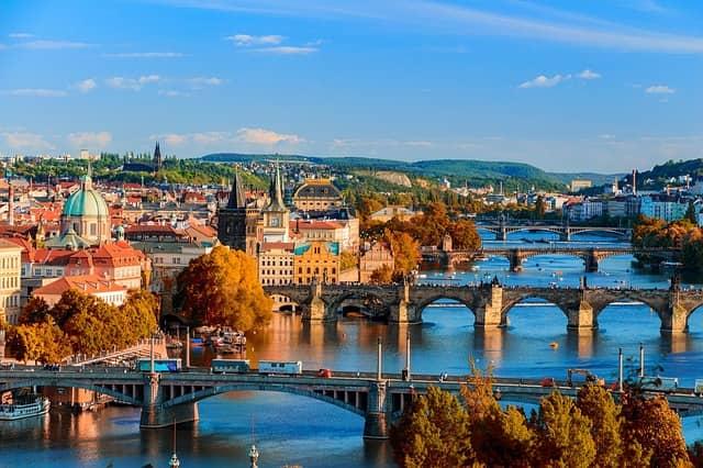 9+1 destinos para un fin de semana en Europa
