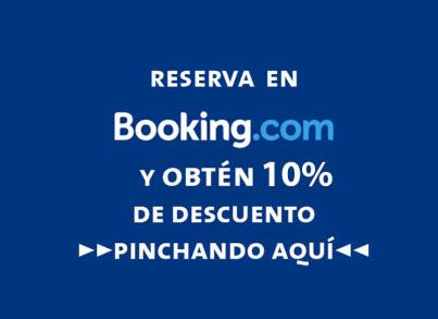 booking.com descuentos para viajar