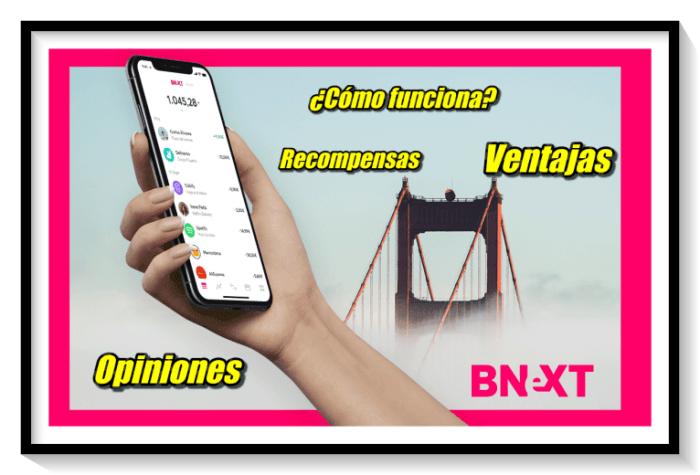 Tarjeta BNext