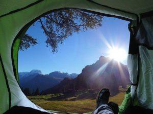 5 Ventajas de dormir en un camping en cualquier época del año