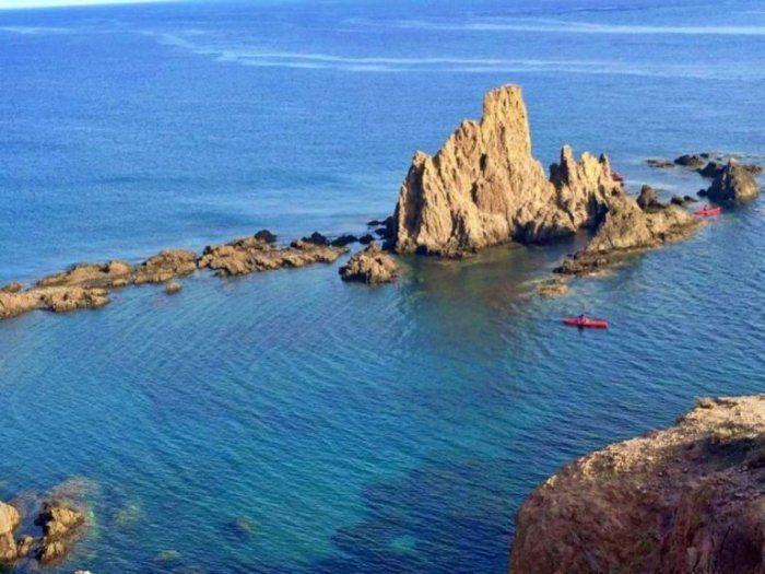Almeria en un día