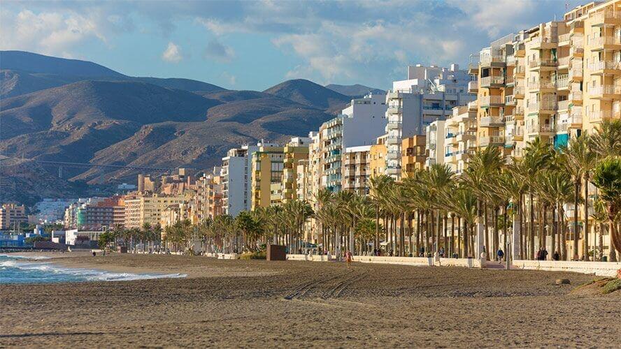 Almería en un día