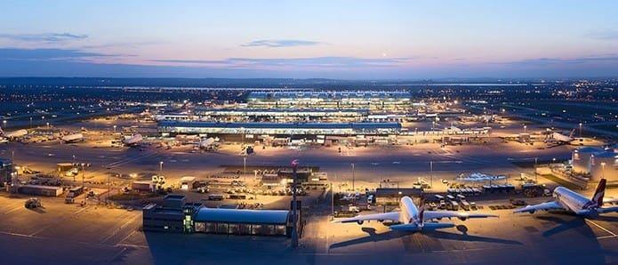 traslados aeropuertos en londres