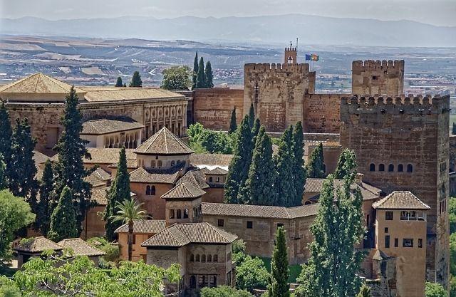información para visitar la Alhambra