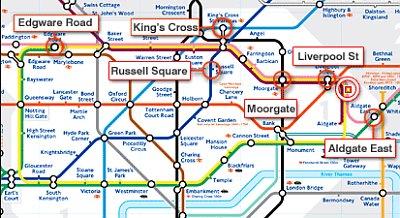 Tube de Londres