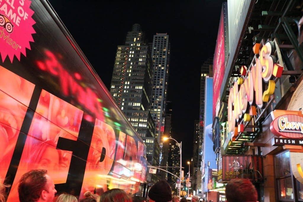 The Ride Nueva York