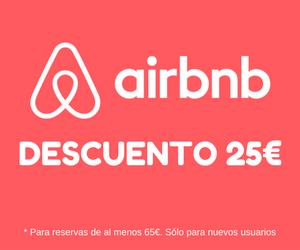 airbnb descuentos para viajar