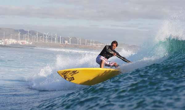 surf en canarias