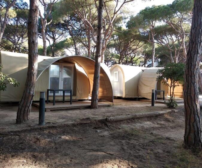 camping 3 estrellas Gavá barcelona