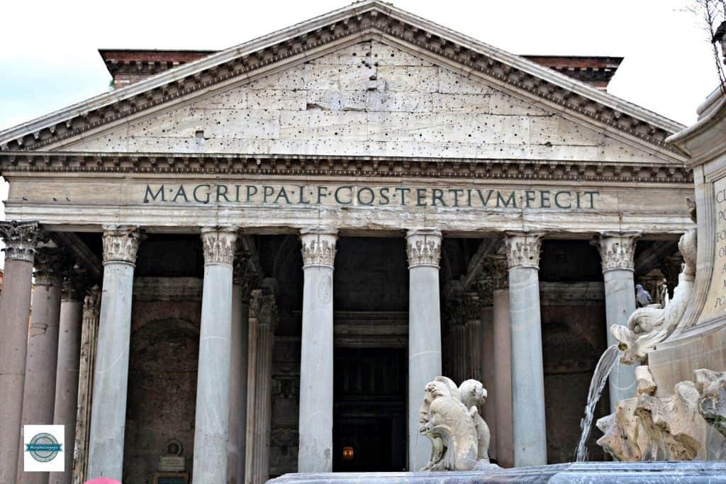 3 días en Roma