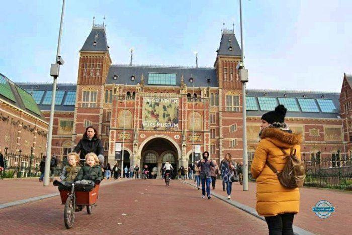 lugares que visitar en Amsterdam