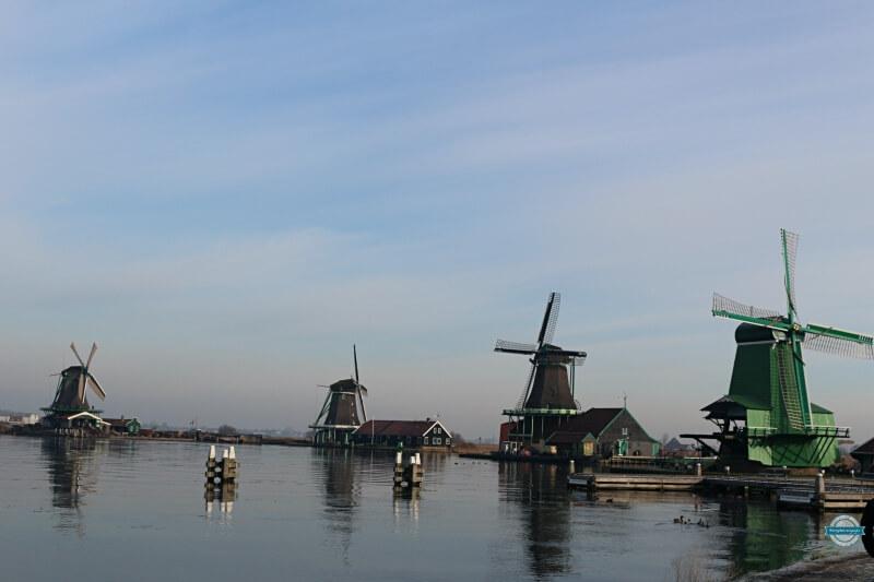 Amsterdam en 4 días