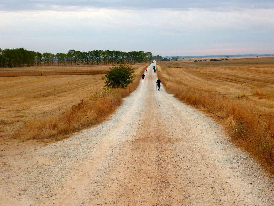 camino de santiago verín