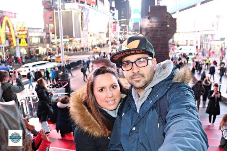 itinerario de Nueva York