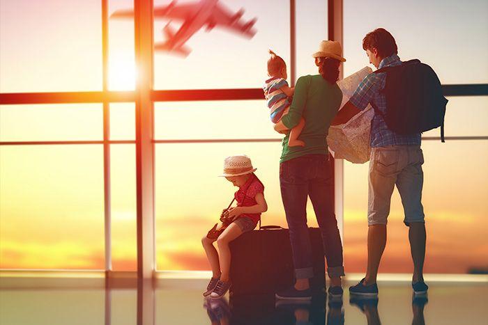cómo debe ser la maleta para viajar