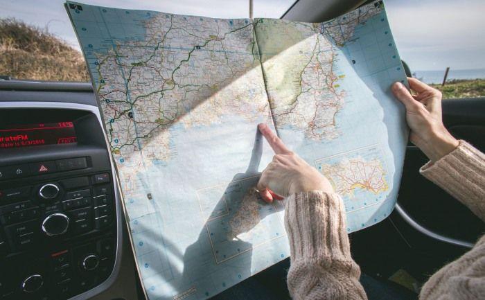 alquilar un coche para viajar