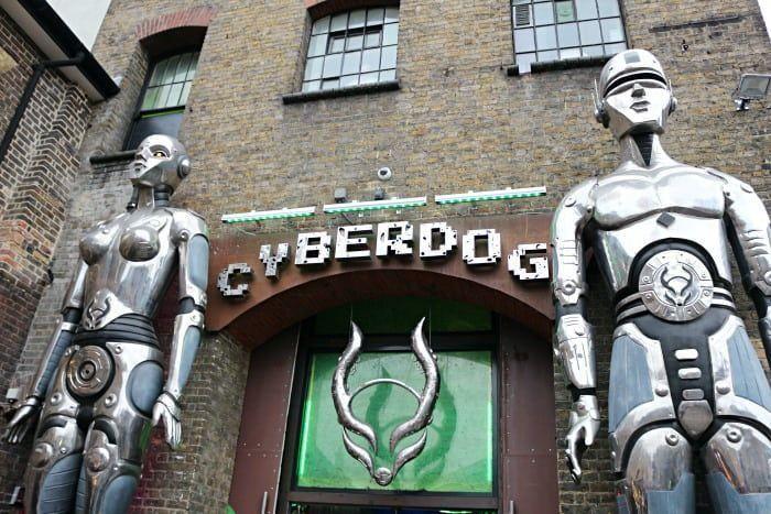visitar Camden Town en Londres