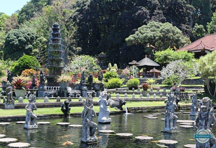 templo tirta gangga