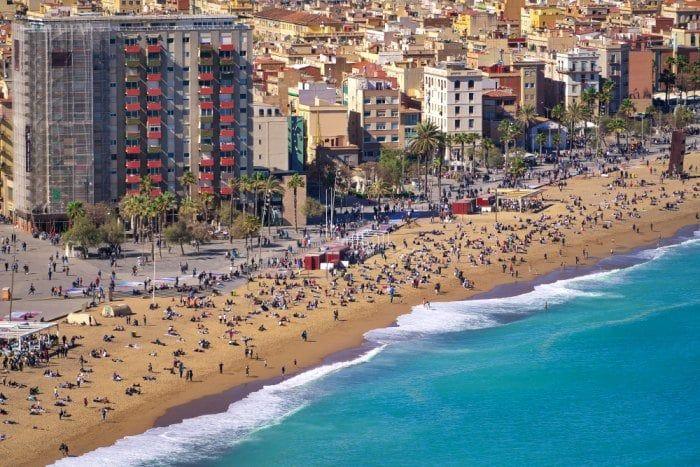 barrios en barcelona