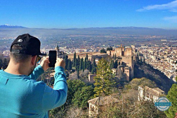 miradores en Granada -enredando granada