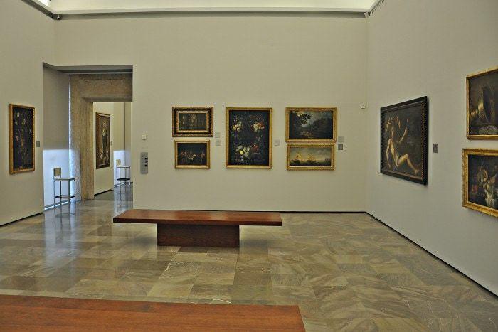 20 museos en granada