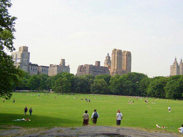 que ver y hacer en Central Park