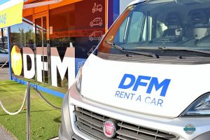 DFM Rent a car alquiler de furgonetas