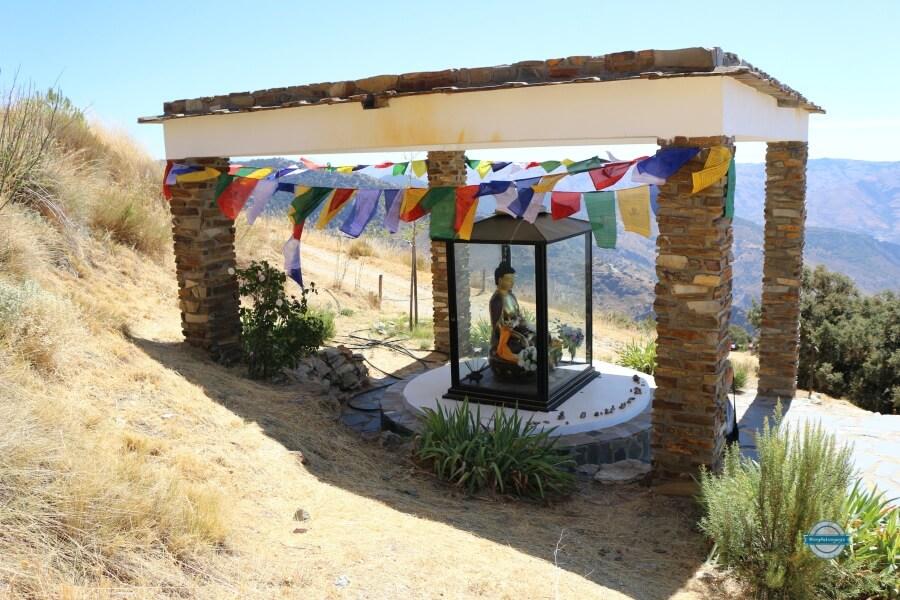 buda de la medicina o sel ling Alpujarra