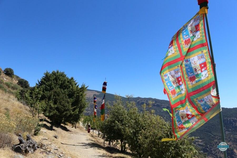 centro budista de retiro y meditación en la alpujarra