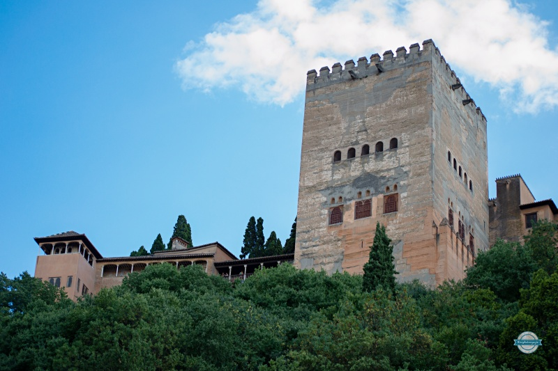 curiosidades de la Alhambra de Granada