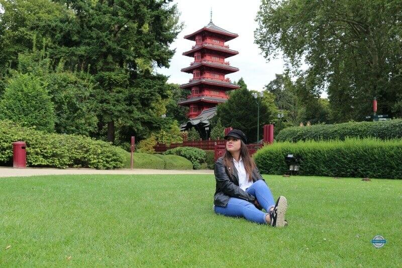 torre japonesa de bruselas
