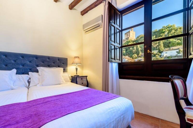 Hotel Palacio de Santa Inés Granada