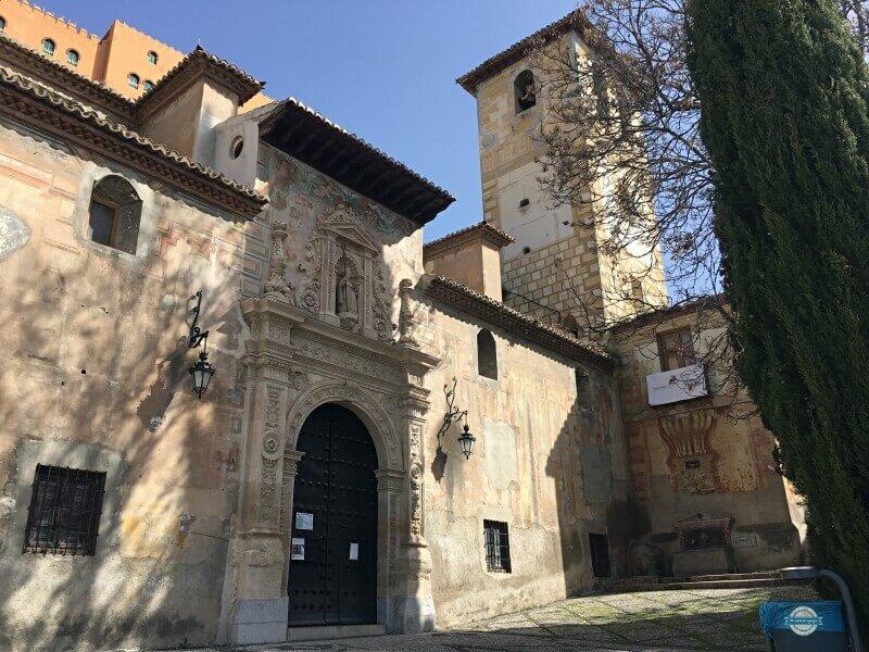 Barrio Realejo de Granada