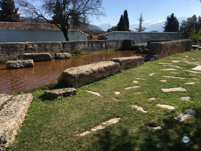 jardin arqueológico