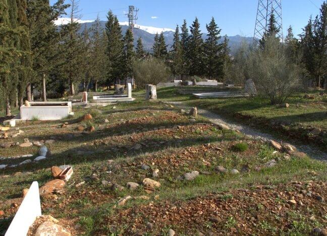 cementerio islámico