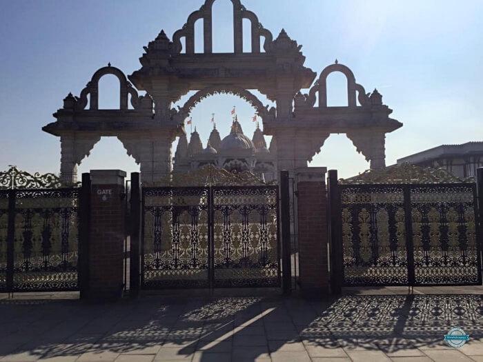 templo de neasden en londres