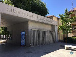 cuarto real de Santo Domingo